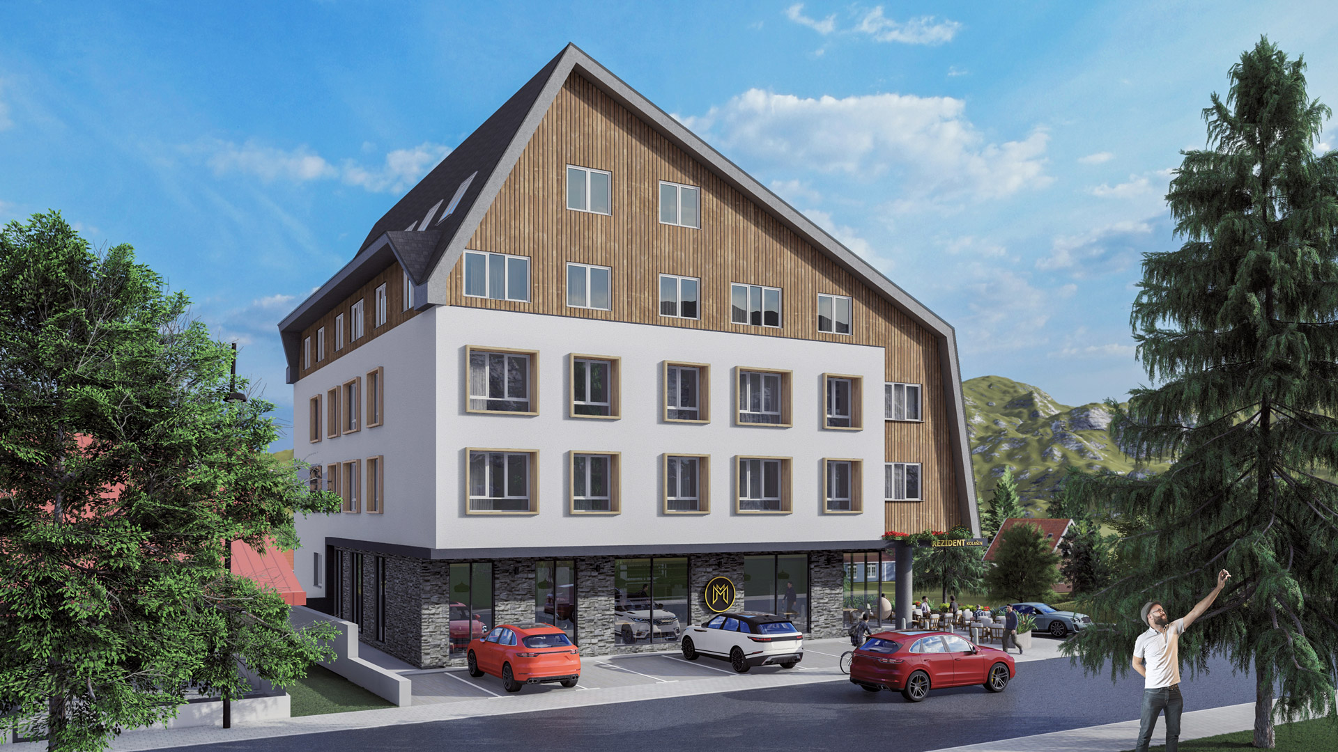 Rezident-Modern-Mountian-II-Kolašin-Centar-2